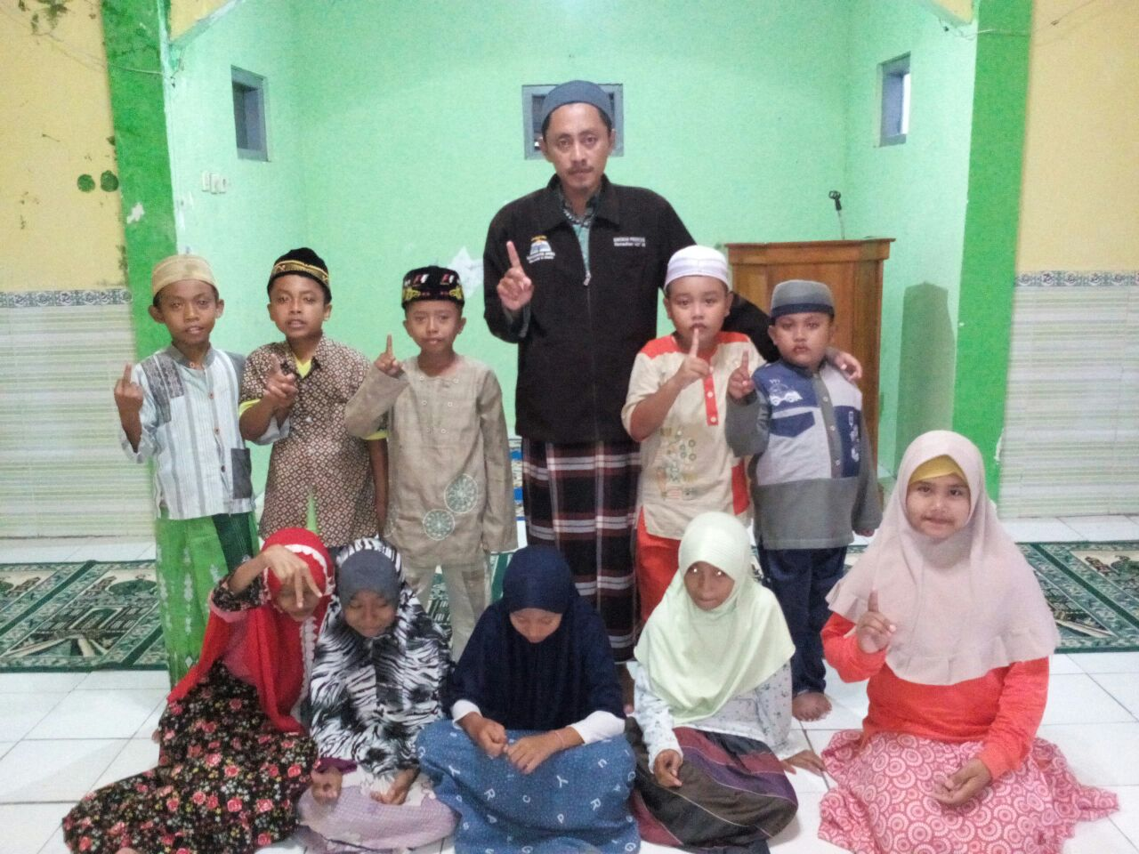 Semangat Tahfidz di Daerah Rawan Pemurtadan