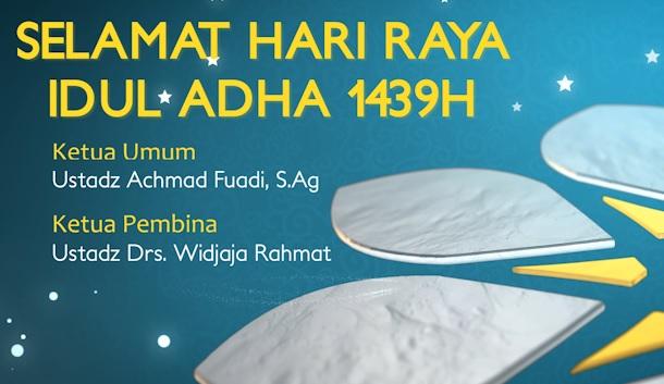 SELAMAT HARI RAYA IDUL ADHA 1439H