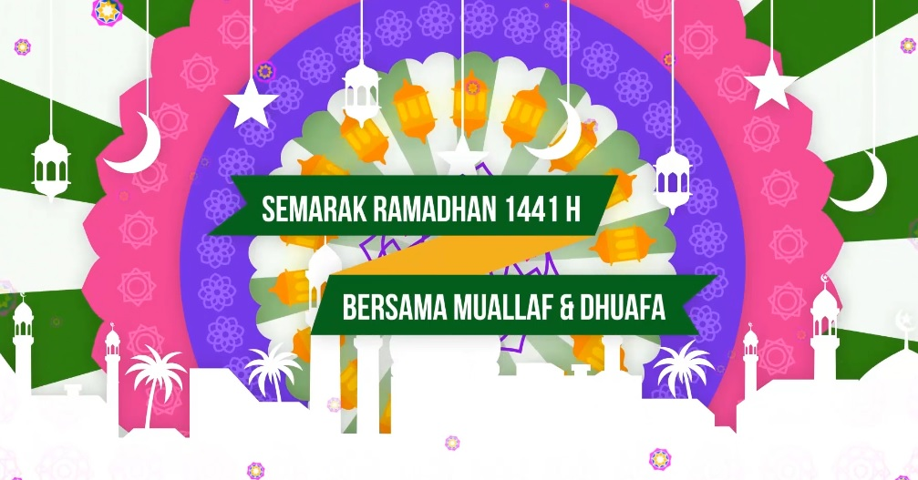 Semarak Ramadhan 1442 H Bersama YBM