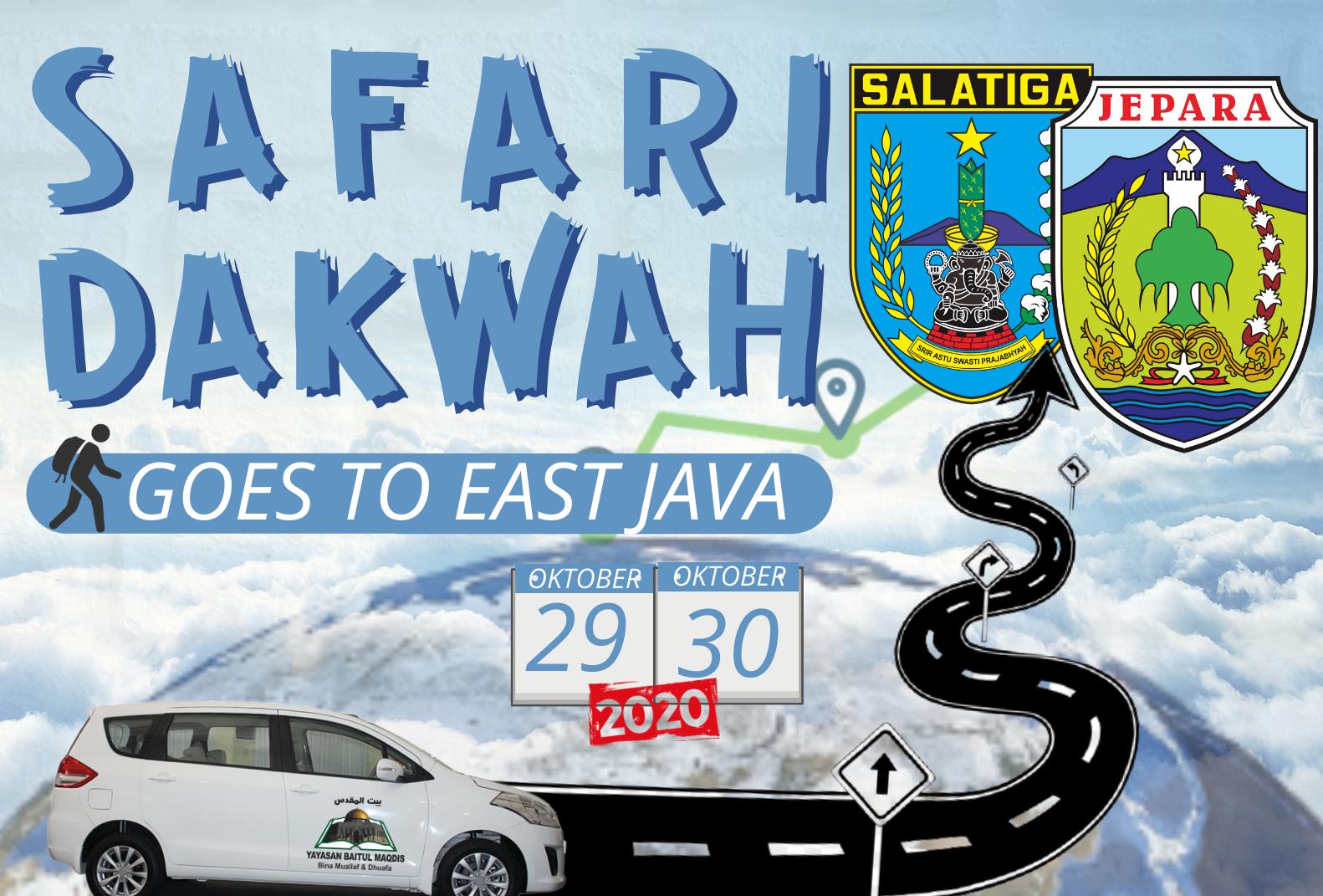 Safari Dakwah Di 2 Kota